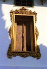 金色建筑0039,金色建筑,建筑,花饰 窗户 木框