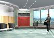宾馆酒店模型0032,宾馆酒店模型,装饰,公司 椅子 大厅