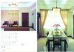 温馨居室0080,温馨居室,装饰,