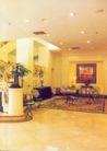 酒店空间0183,酒店空间,装饰,室内植物 壁画
