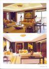酒店空间0216,酒店空间,装饰,沙发 壁画 桌椅