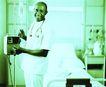 医务特写0029,医务特写,医学医药,开朗的笑脸