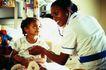 白衣使者0084,白衣使者,医学医药,耐心的护士