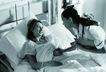 白衣使者0092,白衣使者,医学医药,护士 医生 女病人