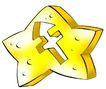 射手座0197,射手座,综合,金黄星星