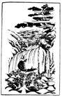 虫鱼0156,虫鱼,综合,山水插画