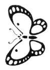 虫鱼0169,虫鱼,综合,蝴蝶图案