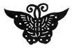 虫鱼0170,虫鱼,综合,蝶类图案
