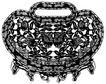 虫鱼0174,虫鱼,综合,装饰图案