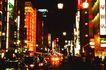 世界名胜0067,世界名胜,旅游风光,夜色都市 霓虹闪烁