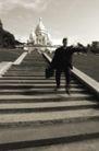 世界名胜0092,世界名胜,旅游风光,游客 台阶 身影