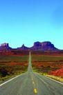 世界名胜0103,世界名胜,旅游风光,道路 景色 遗址