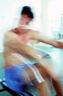 体育锻炼0026,体育锻炼,旅游风光,健身室 男子健身
