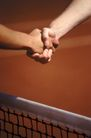 体育锻炼0031,体育锻炼,旅游风光,握手 姿势 对手