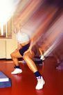 体育锻炼0035,体育锻炼,旅游风光,室内锻炼 身影 器材