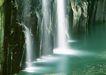 山溪瀑布0076,山溪瀑布,旅游风光,