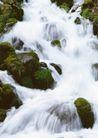 山溪瀑布0090,山溪瀑布,旅游风光,
