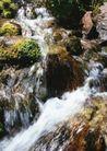 山溪瀑布0096,山溪瀑布,旅游风光,