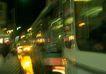 巴黎风景0091,巴黎风景,旅游风光,车影 灯光 夜影