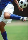 比赛运动0150,比赛运动,旅游风光,一个足球 蓝色袜子
