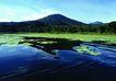 渡假圣地0019,渡假圣地,旅游风光,远山 连绵山脉