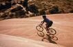 登山运动0094,登山运动,旅游风光,骑自行车 身影 运动员