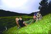 登山运动0137,登山运动,旅游风光,躺着休息