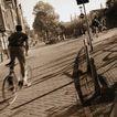 交通与旅游0087,交通与旅游,交通,骑车的人