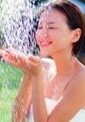 SPA水疗0013,SPA水疗,生活,女性皮肤 水花洒落