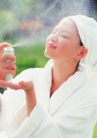 SPA水疗0020,SPA水疗,生活,化妆水 喷到脸上