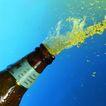 动感饮料0037,动感饮料,生活,洒出 啤花 瘭