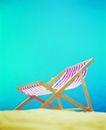 夏日标记0016,夏日标记,生活,蓝天 沙滩椅