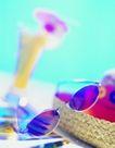 夏日标记0017,夏日标记,生活,墨镜 模糊饮料杯