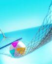 夏日标记0042,夏日标记,生活,彩球 吊床