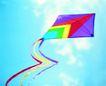 夏日标记0049,夏日标记,生活,好天气 放风筝