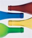 玻璃瓶0025,玻璃瓶,生活,彩色的酒瓶