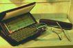 生活用品0037,生活用品,生活,眼镜 笔记本 物件