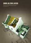 元素0024,元素,行业设计精选,房屋设计