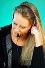 语音聊天0037,语音聊天,科技,麦克风 耳机 西方人