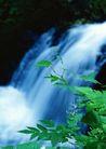 瀑布水源0218,瀑布水源,自然风景,