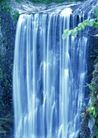 瀑布水源0223,瀑布水源,自然风景,