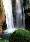 瀑布水源0225,瀑布水源,自然风景,
