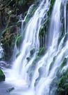 瀑布水源0228,瀑布水源,自然风景,