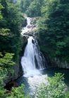 瀑布水源0234,瀑布水源,自然风景,