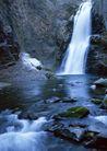 瀑布水源0235,瀑布水源,自然风景,