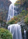 瀑布水源0240,瀑布水源,自然风景,