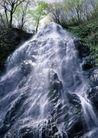 瀑布水源0242,瀑布水源,自然风景,