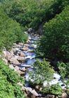 瀑布水源0257,瀑布水源,自然风景,