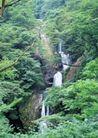 瀑布水源0266,瀑布水源,自然风景,