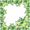 花卉边框0023,花卉边框,自然风景,